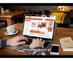 NowakTech - kupuj przez internet urządzenia do domu, ogrodu i lasu